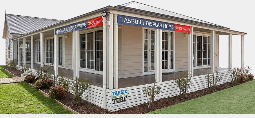 Display Homes Westbury Tasmania