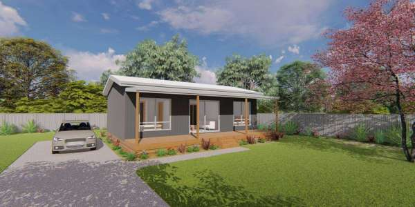 Big is not always best - meet our latest home design, The Tasman