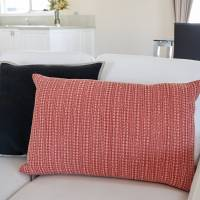 11 Lounge cushion red