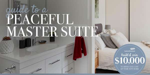 A guide to a peaceful master suite