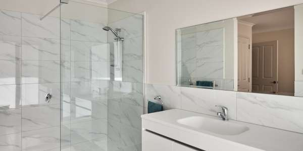 Choosing the right bathroom vanity for your new modular home