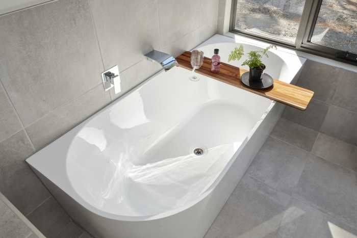 Modern Bath in Transportable H Ome
