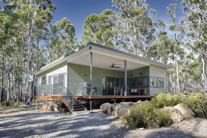 Modular Home in Nunmara Tasmania