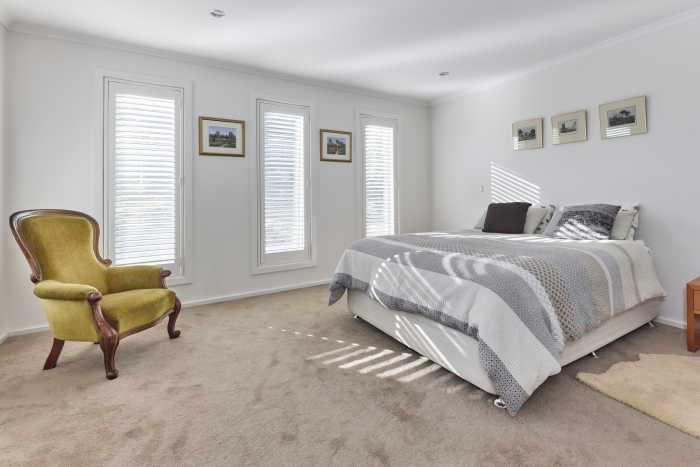 Large Spacious Bedroom of Transportable Tasbuilt Home