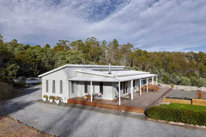 Modular Home in Tasmania