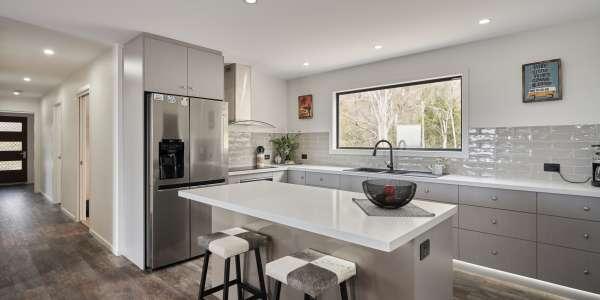 The Key To Modern Kitchen Design