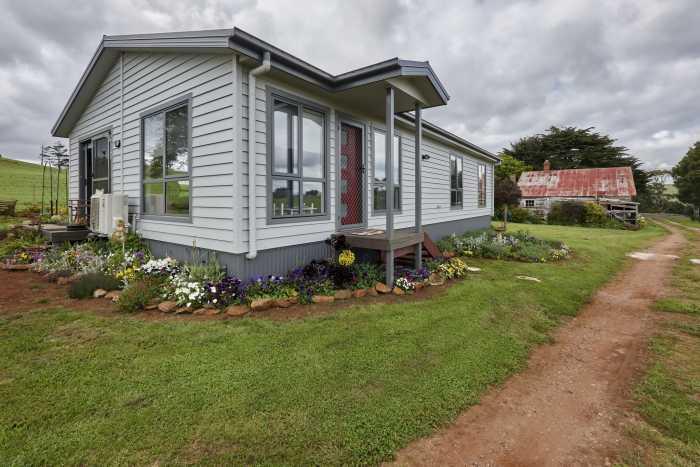Tasmanian Transportable Modular Home