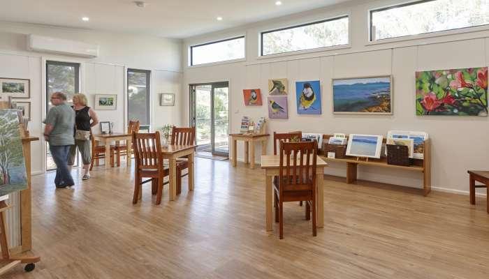 Gallery & Residence
