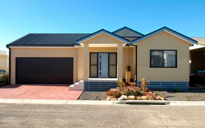 Lifestyle village home Tasmania