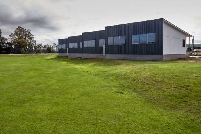 Modular classrooms Launceston