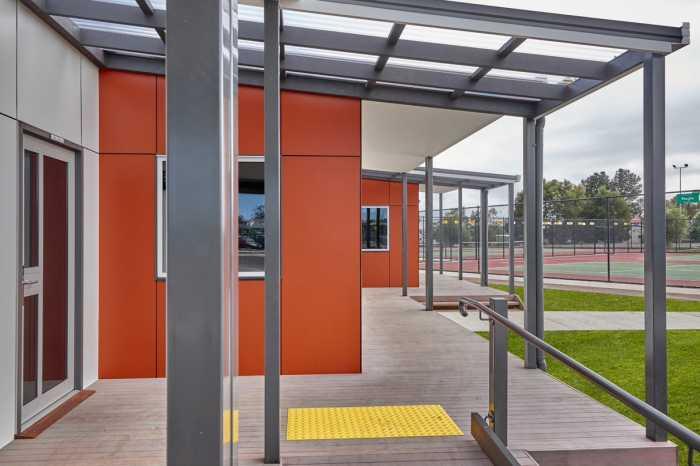 Modular classrooms Tasmania