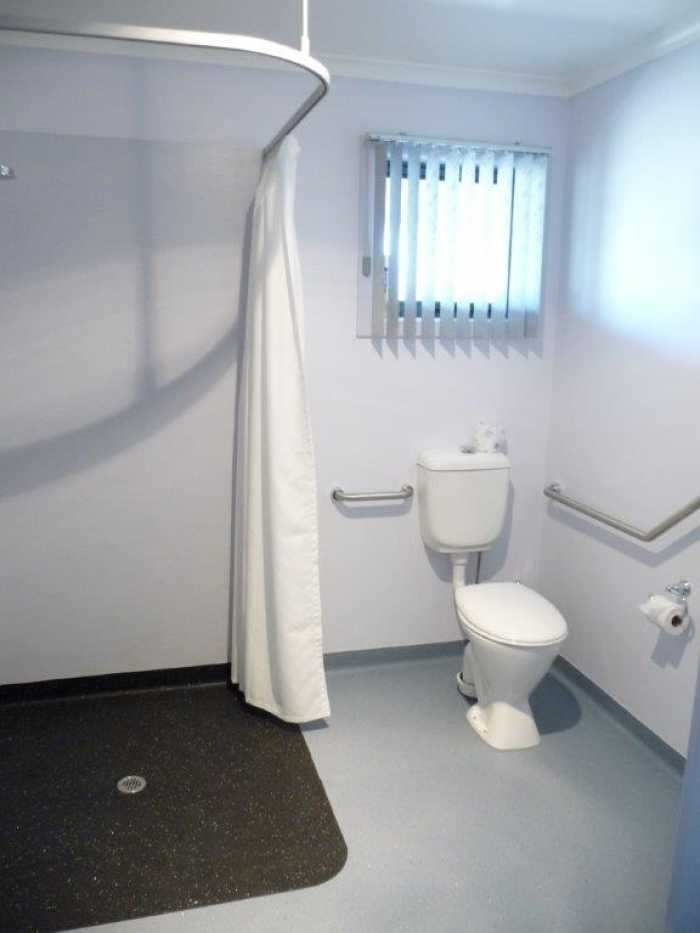 Tasbuilt commercial bathroom fit out