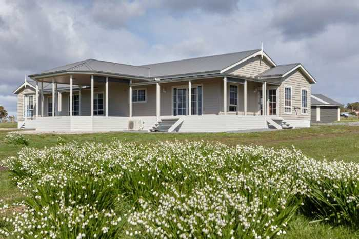 Beautiful country home in Tamar Valley