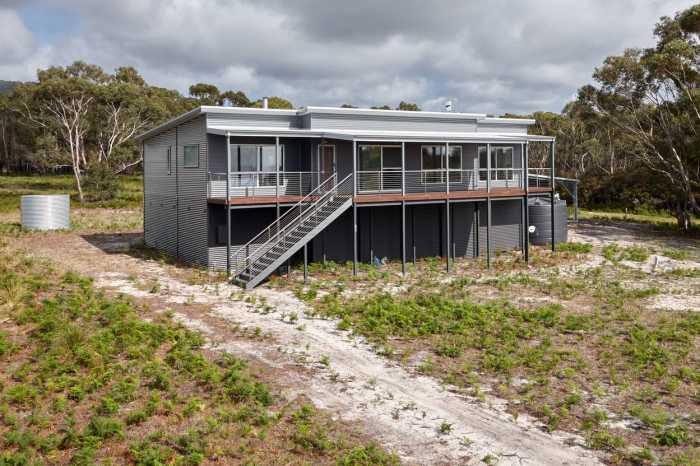 Prefab home builder East Coast Tasmania