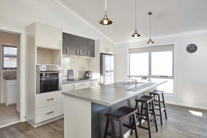 Kitchen in Tasbuilt Display Home near Launceston