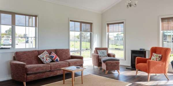 """""""Staying in is the new going out""""...4 fun ideas for your living area…"""