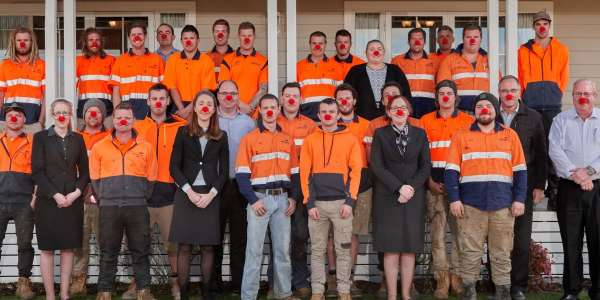 Community Profile - Proud to support Red Nose Day!