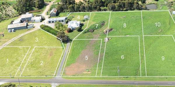 Looking for land in Burnie/Wynyard area?