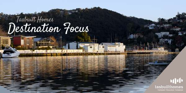 Destination Focus – Tamar Valley