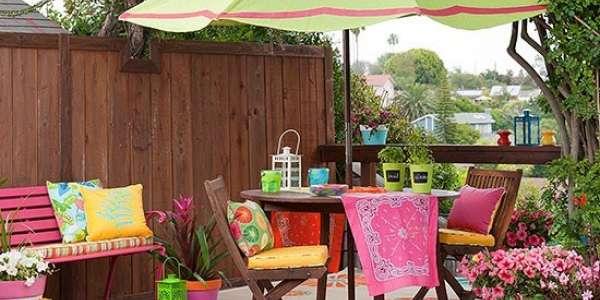 5 Ideas for small gardens