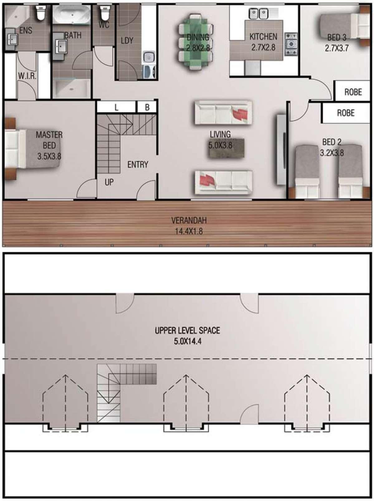 Stronach Floorplan